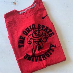 Ohio state university Nike T-shirt